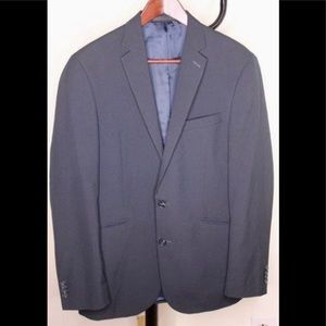Kennet Cole Reaction Coat Used 40R W38 blue